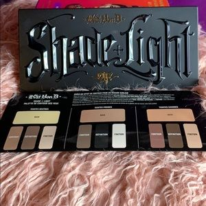 Kat Von D Shade n Light  Eyeshadow Palette